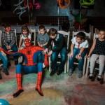 аниматор человек паук на день рождение ребенка, аниатор человек паук на детский праздник, заказать аниматора человека паука,