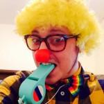 клоун аниматор для взрослых