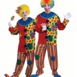 Клоуны Жужа и Няшка