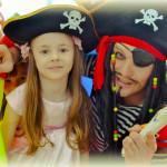 аниматор Пират на детский праздник