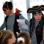 пиратка на праздник, детские аниматоры пираты